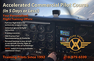 5 Day Commercial Pilot Course