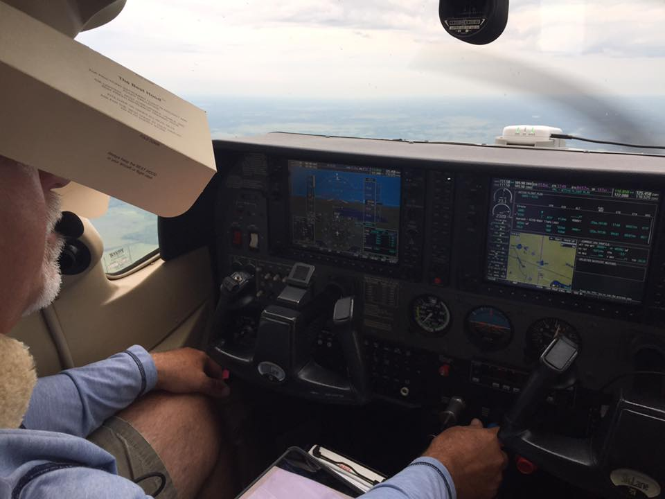 accelerated Instrument rating