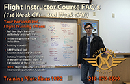 Flight Instructor Course