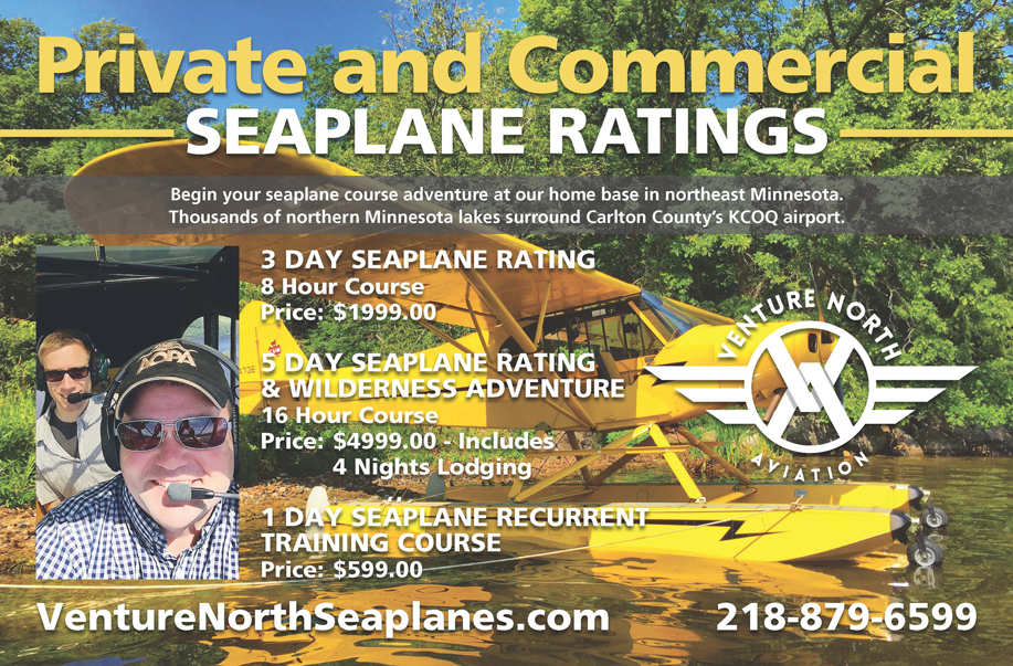 Seaplane Rating Course